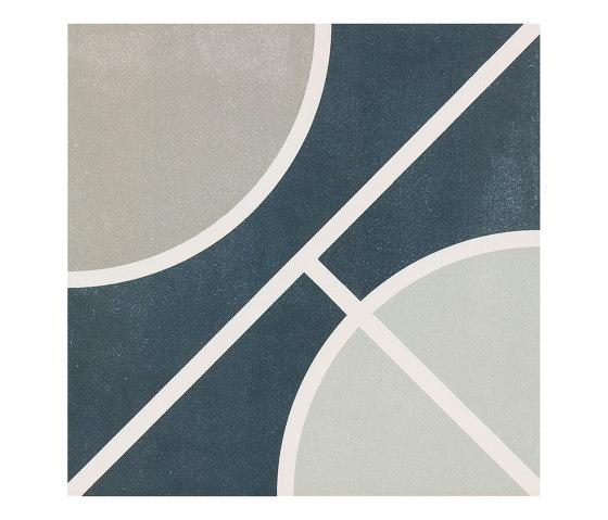 Encaustic 2.0 Circle by Apavisa | Ceramic tiles