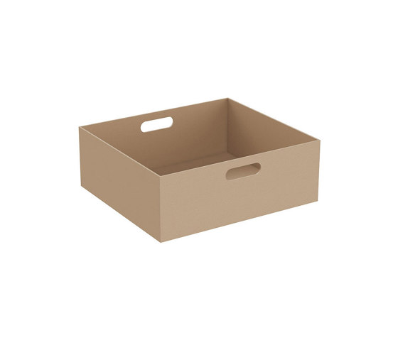 Equal Leather Box by VitrA Bathrooms   Bathroom accessories
