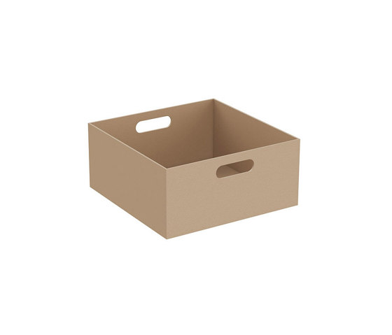 Equal Leather Box by VitrA Bathrooms | Bathroom accessories