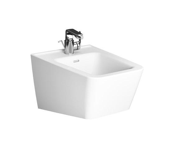Equal Wall-Hung Bidet by VitrA Bathrooms | Bidets
