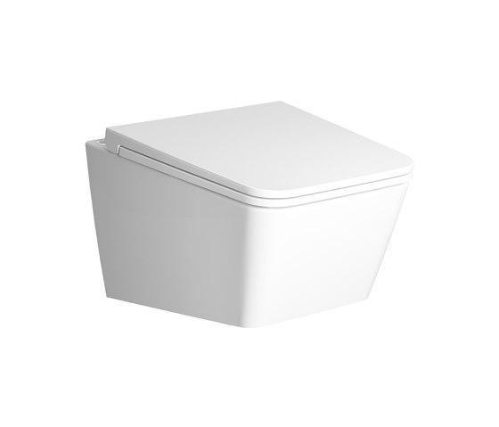 Equal Wall-Hung WC Pan by VitrA Bathrooms | WC