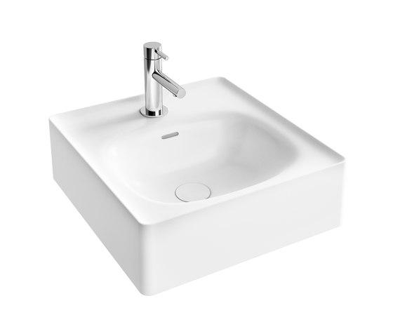 Equal Washbasin by VitrA Bathrooms   Wash basins