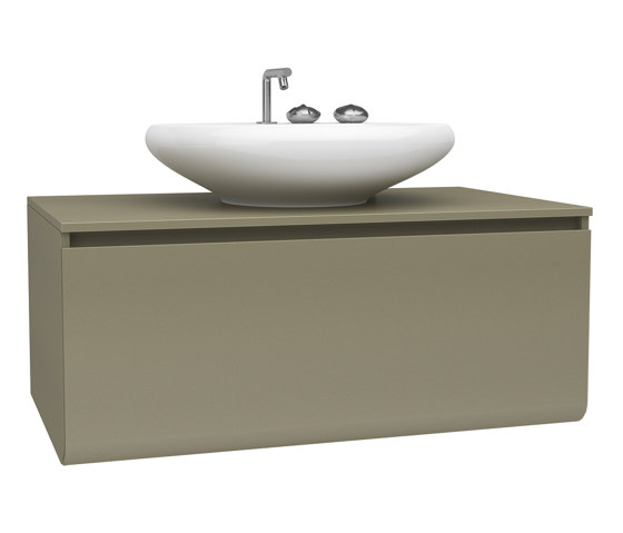 Istanbul Washbasin Unit by VitrA Bathrooms | Vanity units