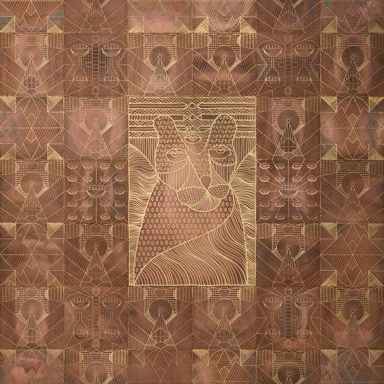 Wild geometries by De Castelli | Wall panels