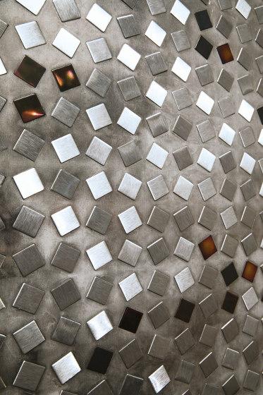 Glow by De Castelli | Metal tiles