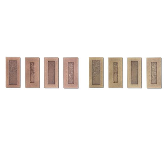 Cipher by De Castelli | Metal tiles