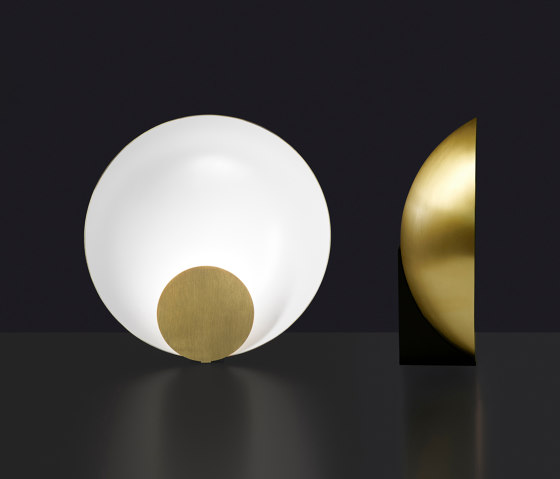 Siro  | 288 by Oluce | Table lights