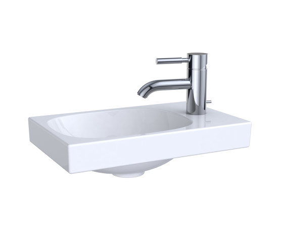 Acanto | handrinse basin by Geberit | Wash basins