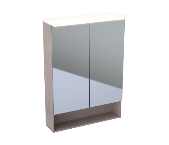 Acanto | mirror cabinet by Geberit | Wall cabinets