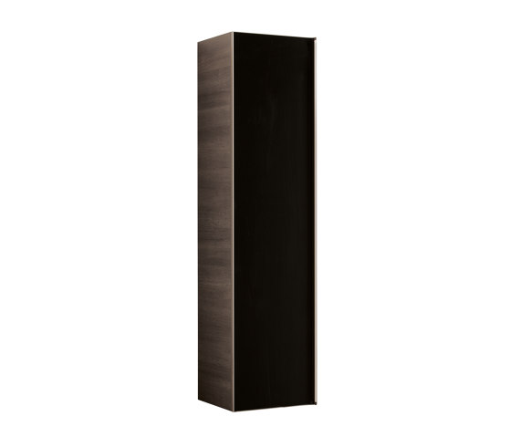 Citterio | tall cabinet black by Geberit | Freestanding cabinets