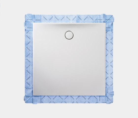 Floor-even shower solutions | shower surface Setaplano by Geberit | Shower trays