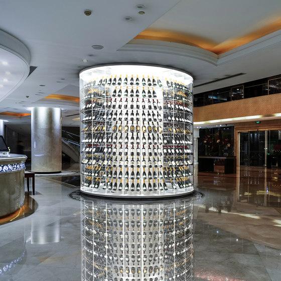 Extraordinary by ESIGO | Display cabinets