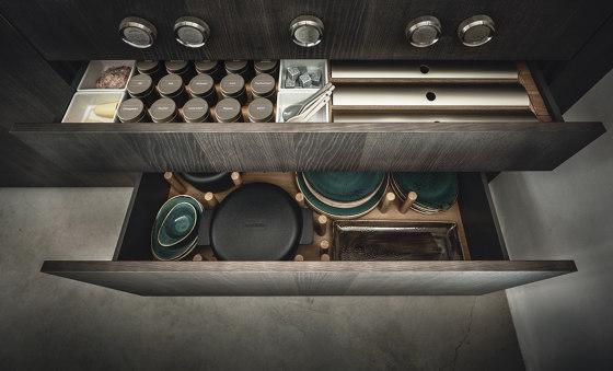 NX 640 Elegant oak graphite grey by next125   Fitted kitchens