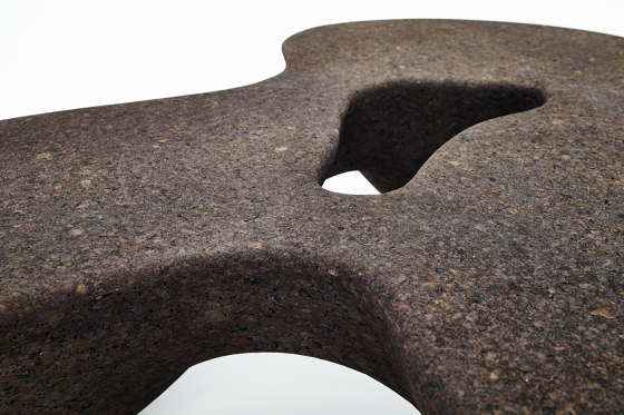 Quark | Cork | 3 Elements by Babled | Coffee tables