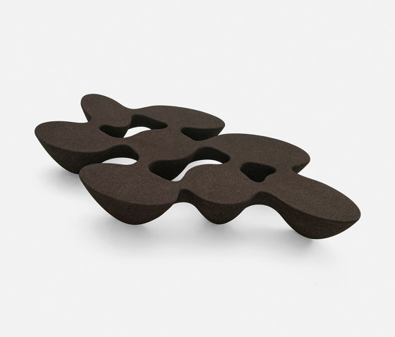 Quark | Cork | 8 Elements by Babled | Coffee tables