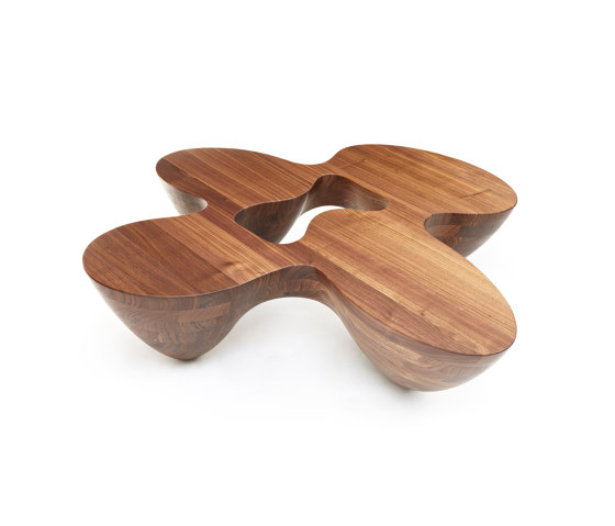 Quark   Wood   4 Elements by Babled   Coffee tables