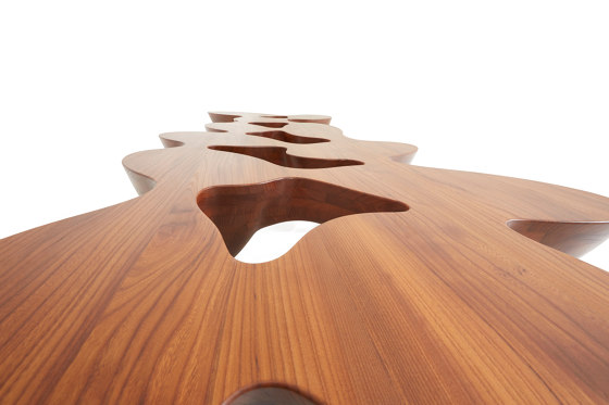 Quark | Wood | 11 Elements by Babled | Coffee tables