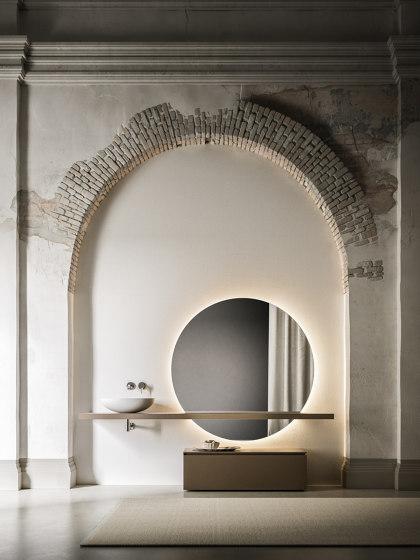 Bathroom project   L'essenziale Berlino by Itlas   Bath side boards
