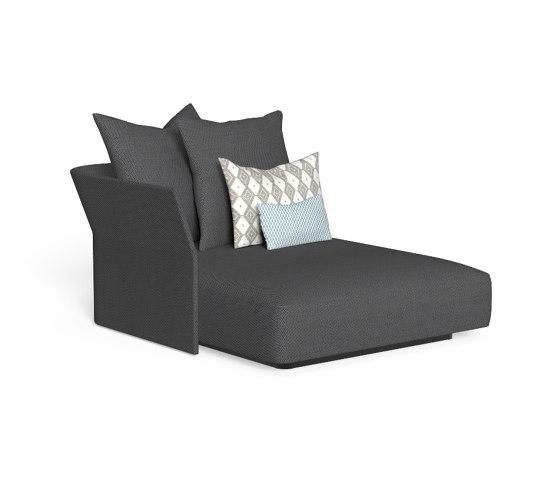 Cliff | Sofa lounge xl dx backrest fabric de Talenti | Sièges modulables