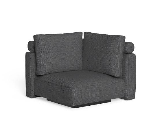 Cliff Dèco | Sofa corner backrest fabric de Talenti | Fauteuils