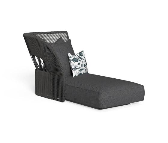Cliff Dèco | Sofa lounge dx backrest rope de Talenti | Sièges modulables