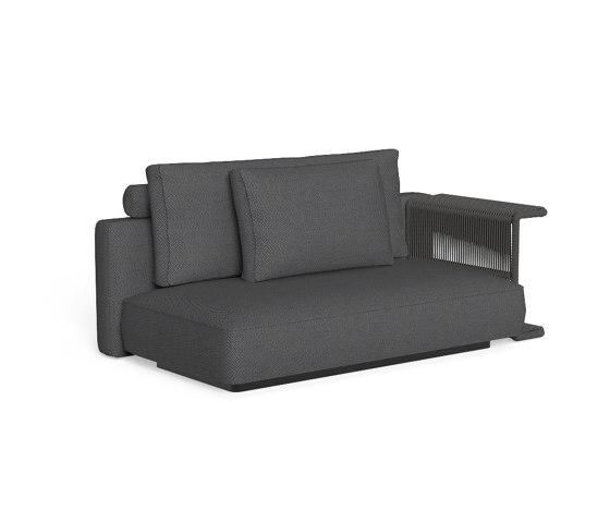 Cliff Dèco | Sofa sx backrest fabric de Talenti | Canapés