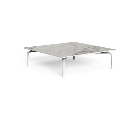 Cruise Alu | Coffee table 120x120 de Talenti | Tables basses