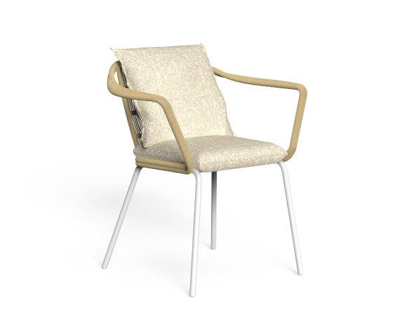 Cruise Alu   Dining armchair de Talenti   Chaises
