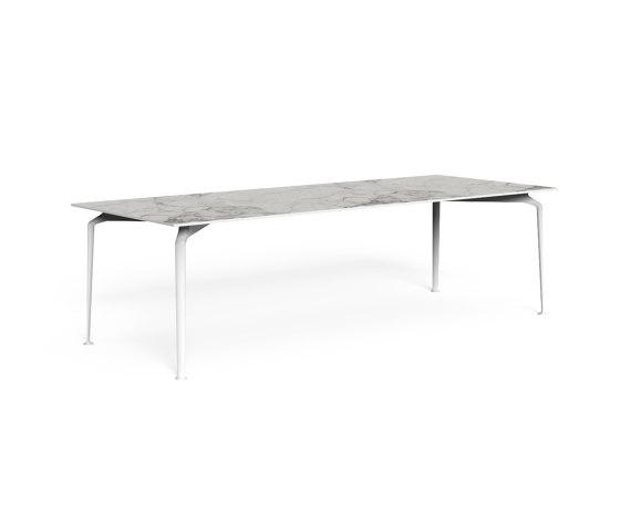 Cruise Alu | Dining table 250x100 de Talenti | Tables de repas