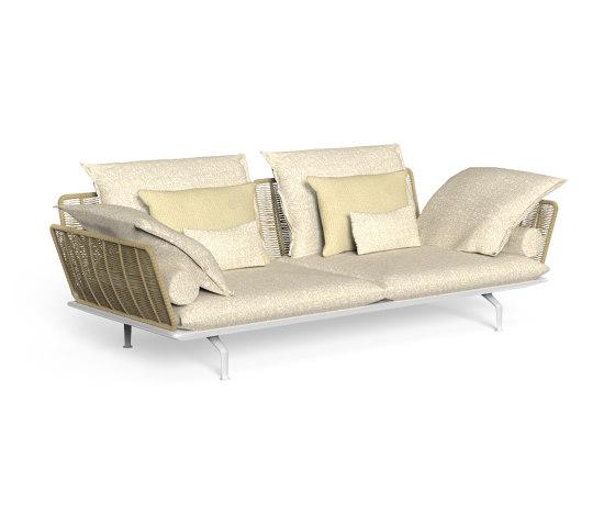 Cruise Alu | Sofa 3 seater by Talenti | Sofas