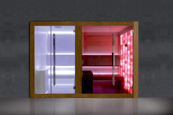Dream Sauna Small by Carmenta | Saunas