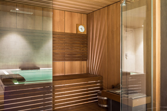 Sensation Sauna Medium by Carmenta | The Wellness Industry | Saunas