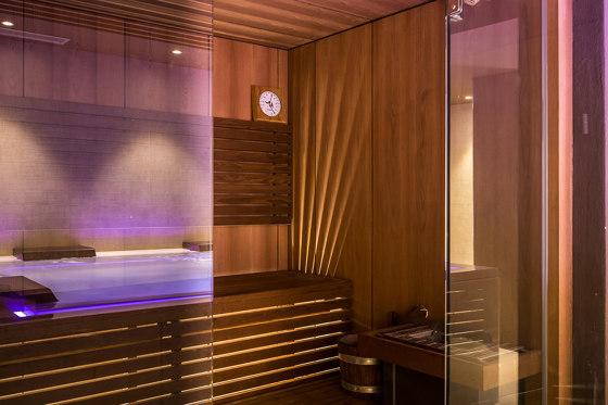 Sensation Sauna Pro by Carmenta | The Wellness Industry | Saunas