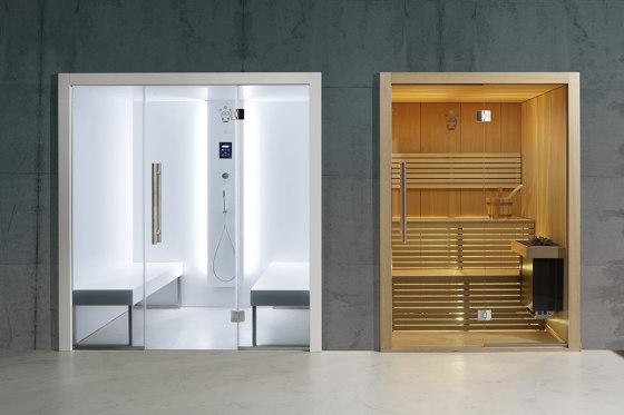 Sensation Sauna Small by Carmenta | The Wellness Industry | Saunas