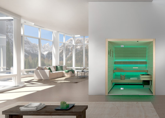 Country Sauna Medium by Carmenta | The Wellness Industry | Saunas