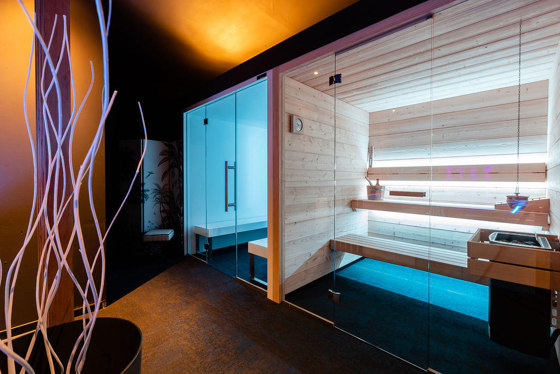 Country Sauna Pro by Carmenta | The Wellness Industry | Saunas