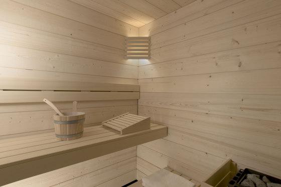 Country Sauna Small by Carmenta | Saunas