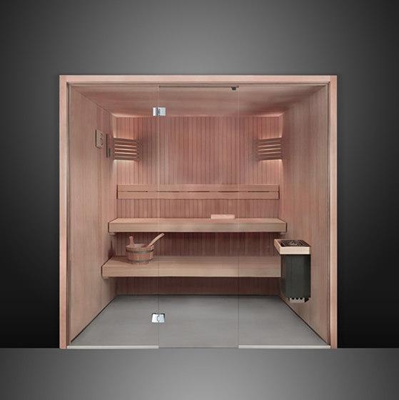 One Sauna Medium by Carmenta | The Wellness Industry | Saunas
