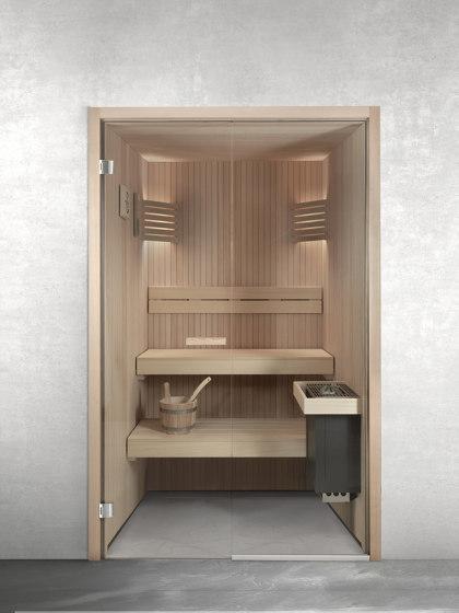 One Sauna Small by Carmenta | The Wellness Industry | Saunas
