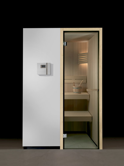 One Sauna Small by Carmenta | The Wellness Industry | Saunas