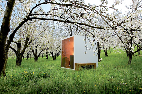 Dream Outdoor by Carmenta | The Wellness Industry | Saunas