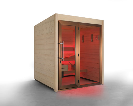 Country Outdoor by Carmenta | The Wellness Industry | Saunas