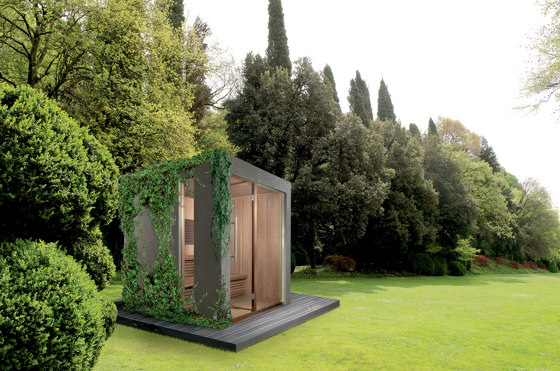 Sensation Outdoor by Carmenta | The Wellness Industry | Saunas