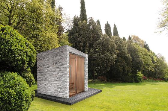 Sensation Outdoor by Carmenta | The Wellness Industry | Saunas