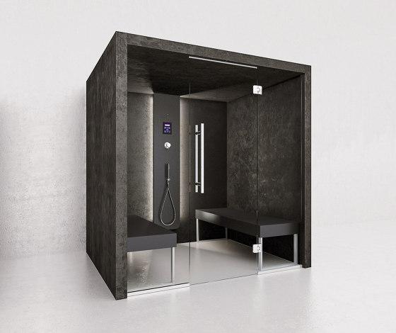 Sensation Steam Medium by Carmenta | The Wellness Industry | Turkish baths