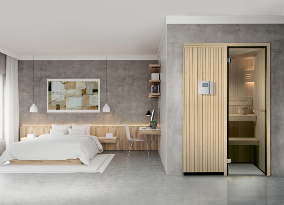 One Sauna Infrared by Carmenta | The Wellness Industry | Infrared saunas
