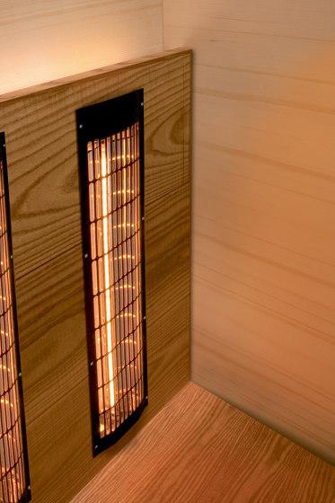 Dream Sauna Infrared by Carmenta | The Wellness Industry | Infrared saunas