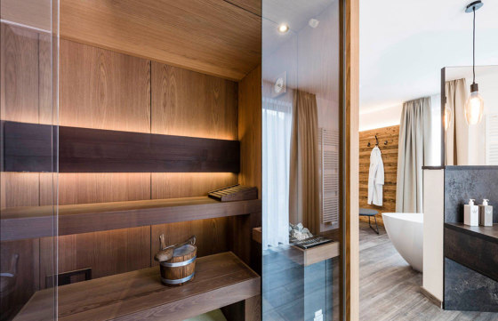 Dream Sauna Medium by Carmenta | The Wellness Industry | Saunas