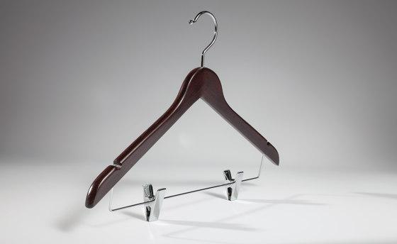 I Basici   Giulia Hanger by Industrie Toscanini   Coat hangers