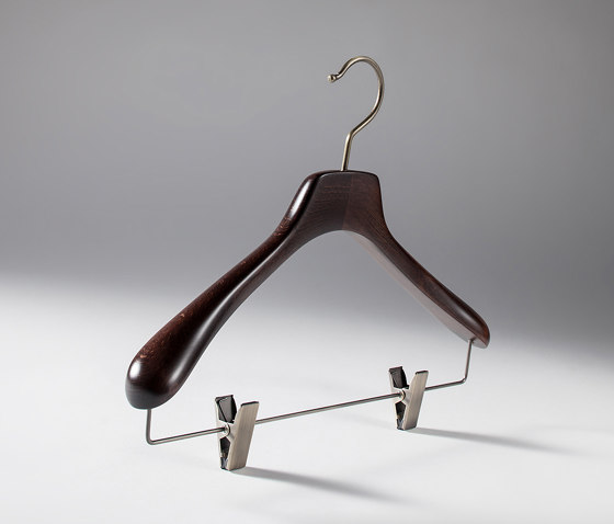 Italian Classic Collection | Bice Hanger by Industrie Toscanini | Coat hangers